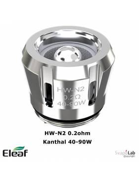 Eleaf HW-N2 Kanthal coil 0.20ohm/40-90W (1 pz) per Ijust 21700/new ELLO DURO
