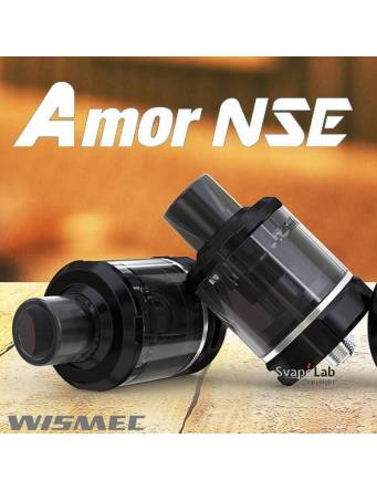 Wismec AMOR NSE tank 3ml (ø26mm)