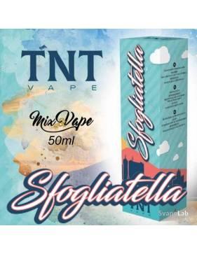 TNT Vape SFOGLIATELLA 50ml Mix&Vape