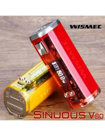 Wismec SINUOUS V80 box mod