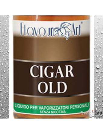 Flavourart Tabacco Cigar Old liquido pronto 10ml