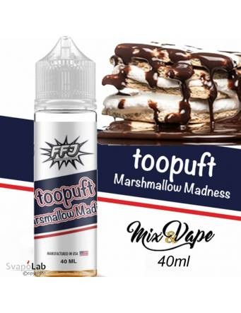 FFJ TOO PUFT MARSHMALLOW MADNES 40ml Mix&Vape e-liquid by Food Fighter Juice