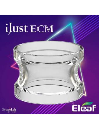 Eleaf iJUST ECM glass tube (2ml-ø25mm) vetro di ricambio
