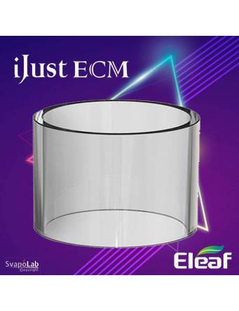 Eleaf iJUST ECM glass tube (4ml-ø25mm) vetro di ricambio