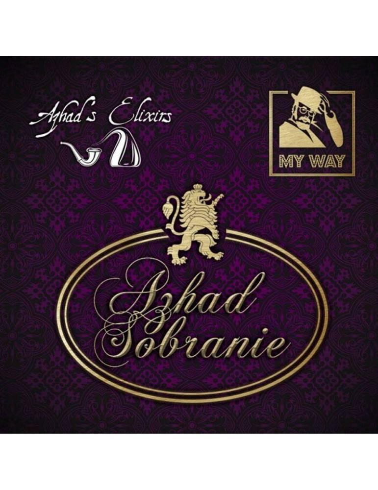 Azhad's My Way AZHAD SOBRANIE 10 ml aroma concentrato