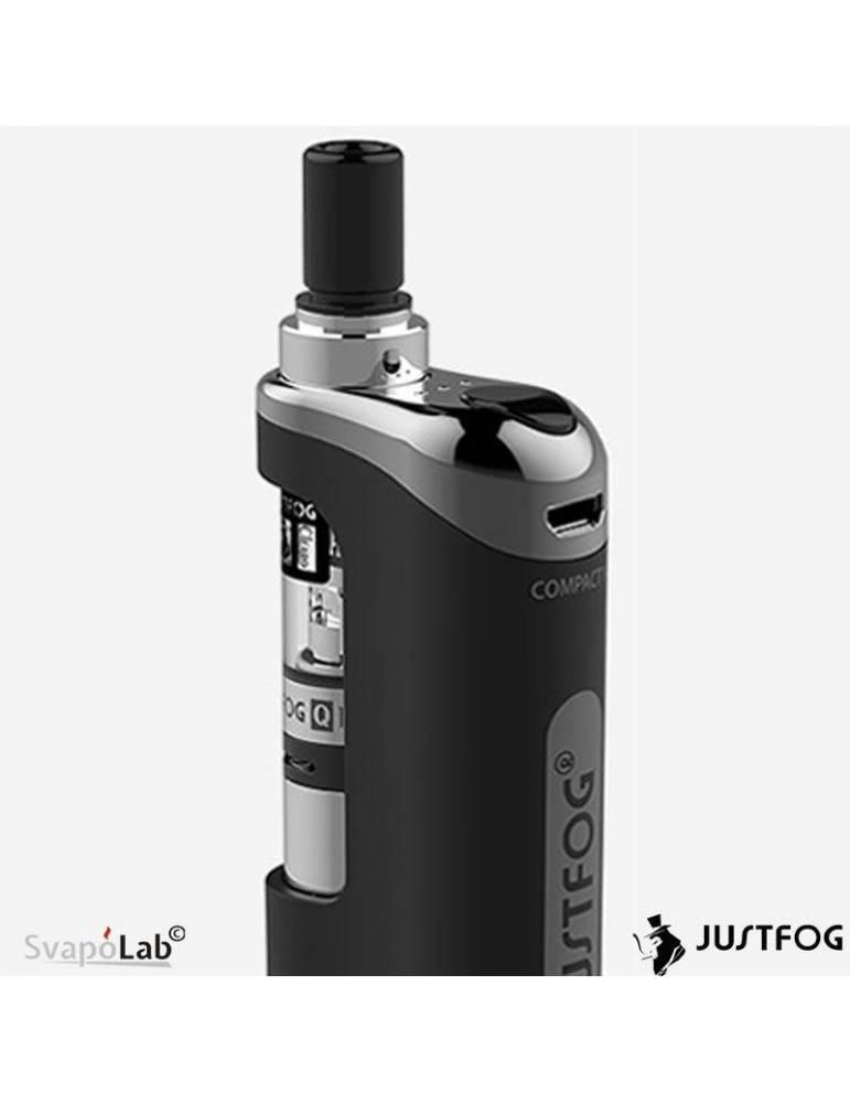 Justfog COMPACT14 kit 1500mah (con Q14), colore nero