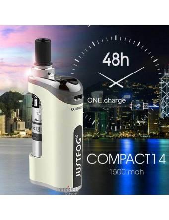 Justfog COMPACT14 kit 1500mah (con Q14)