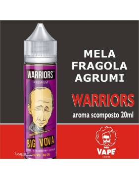 Pro Vape Warriors BIG VOVA 20 ml aroma scomposto