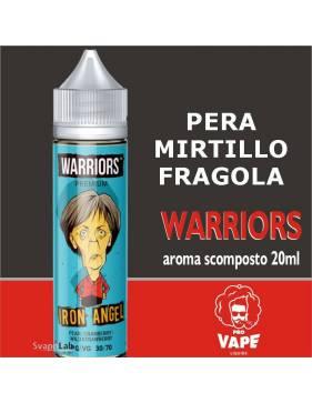 Pro Vape Warriors IRON ANGEL 20 ml aroma scomposto + OMAGGIO 1 VG 30ml