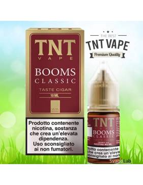 TNT Vape BOOMS CLASSIC 10ml liquido pronto