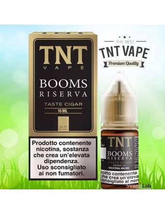 TNT Vape BOOMS RESERVE 10ml liquido pronto