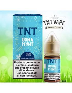 TNT Vape DYNA MYNT 10ml liquido pronto