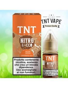TNT Vape NITRO BACCO 10ml liquido pronto