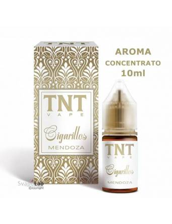 TNT Vape Cigarillos MENDOZA 10ml aroma concentrato