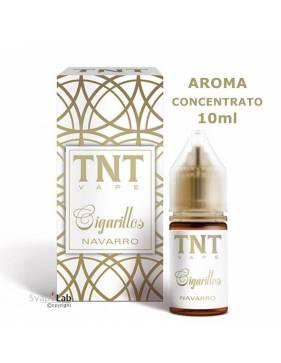 TNT Vape Cigarillos NAVARRO 10ml aroma concentrato