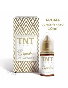 TNT Vape Cigarillos VELAZQUEZ 10ml aroma concentrato
