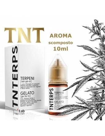TNTERPS Gelato 10ml aroma scomposto (mini shot)
