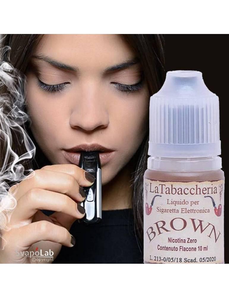 La Tabaccheria BROWN 10ml liquido pronto
