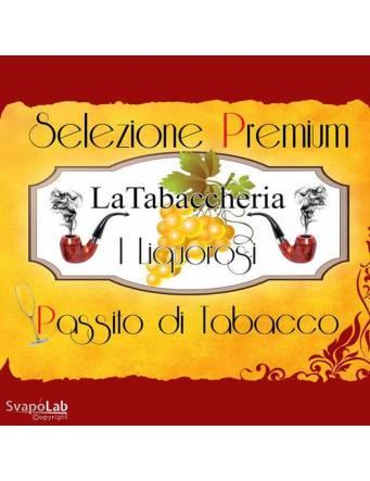 """La Tabaccheria – PASSITO DI TABACCO 10 ml aroma concentrato """"Selezione Premium i Liquorosi"""""""