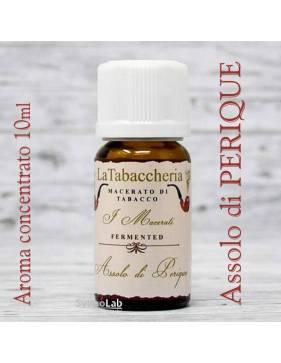 La Tabaccheria – Macerati - Assolo di PERIQUE 10 ml aroma concentrato