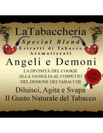 "La Tabaccheria ""ANGELI e DEMONI"" 10 ml aroma concentrato"