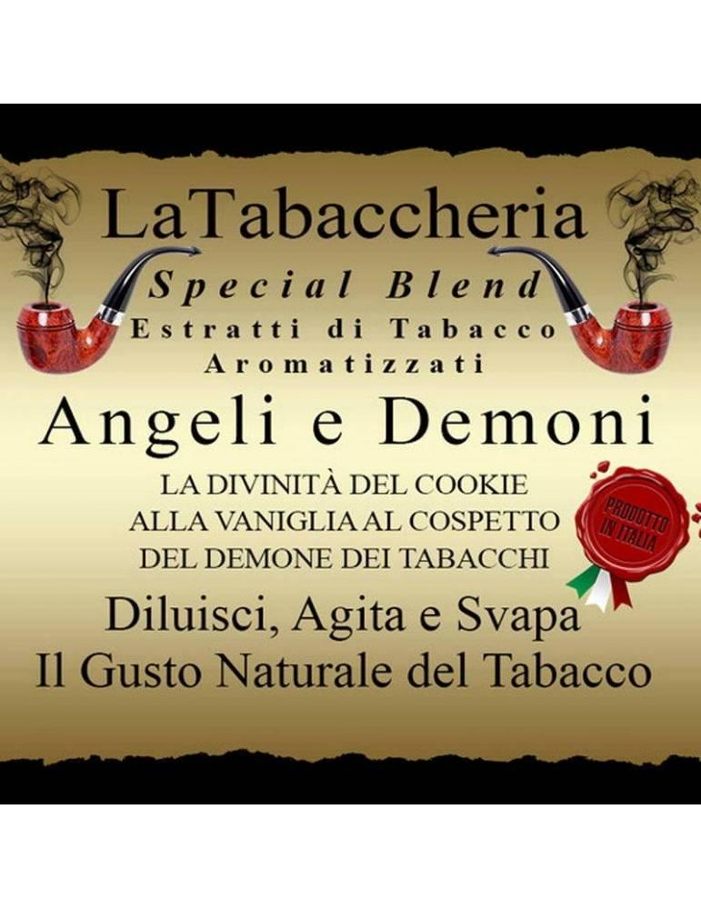 La Tabaccheria – Special Blend – ANGELI e DEMONI 10 ml aroma concentrato