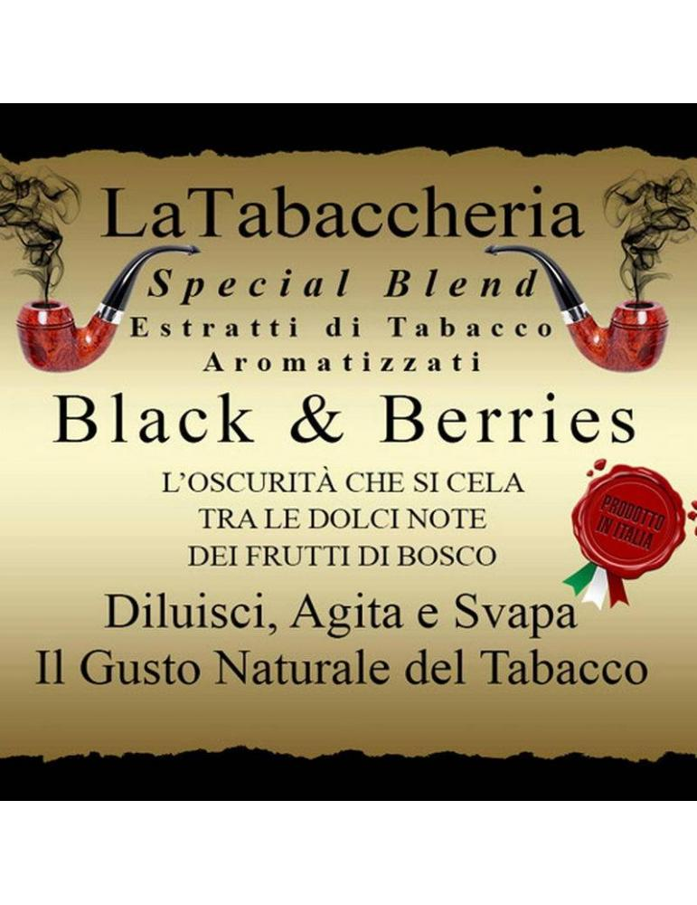 La Tabaccheria – Special Blend – BLACK e BERRIES 10 ml aroma concentrato