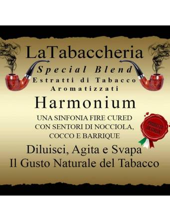 La Tabaccheria – Special Blend – HARMONIUM 10 ml aroma concentrato