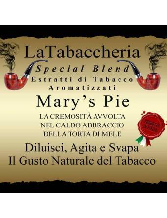 La Tabaccheria – Special Blend – MARY'S PIE 10 ml aroma concentrato