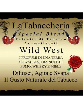 "La Tabaccheria ""WILD WEST"" 10 ml aroma concentrato"