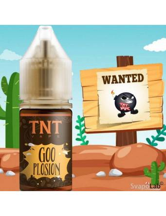 TNT Vape GOOD EXPLOSION 10ml aroma concentrato