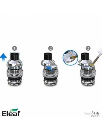 Eleaf iSTICK RIM kit 3000mah con MELO 5 refil