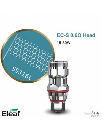 Eleaf EC-S mesh coil 0,6 ohm (15-30W) per Melo 5, Ijust ECM