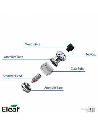 Eleaf MELO 5 atomizer 4 ml dettagli