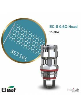 Eleaf MELO 5 atomizer 4 ml resistenza