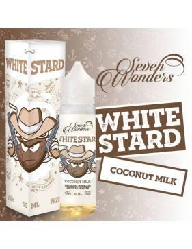 Seven Wonders WHITESTARD 50ml Mix&Vape