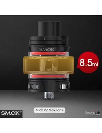 Smok STICK V9 MAX kit 4000 mah, capacità eliquid