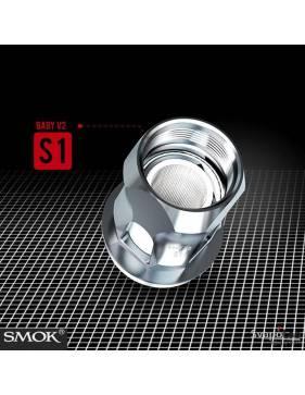 Smok Baby V2 S1 coil 0,15ohm/40-80W (1 pz) per Stick V9, TFV8 Baby V2