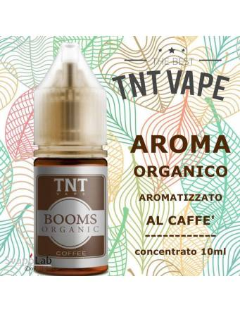 TNT Vape BOOMS Organic Coffee 10ml aroma concentrato