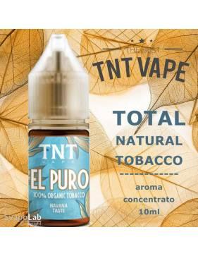 TNT Vape EL PURO 10ml aroma concentrato