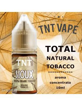 TNT Vape SIOUX 10ml aroma concentrato