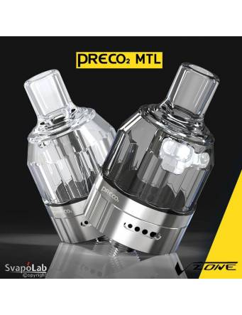 Vzone PRECO 2 MTL 3,5ml/ø24mm (MPOD 3 pz + 1 deck)