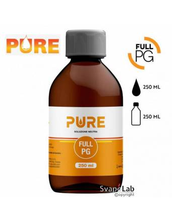 Pure FULL PG 250 ml – Glicole Propilenico
