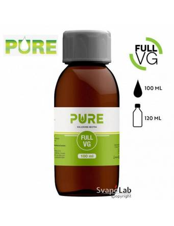 Pure FULL VG 100 ml - Glicerina Vegetale