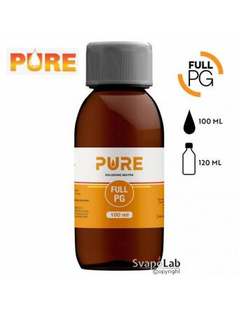 Pure FULL PG 100 ml – Glicole Propilenico