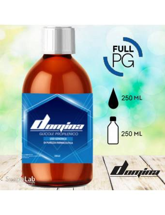 Domina full PG 250 ml – Glicole Propilenico
