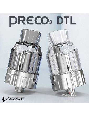Vzone PRECO 2 DTL 3,5ml/ø24mm (DPOD 3 pz + 1 deck)