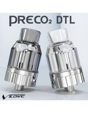 Vzone PRECO 2 DTL 3,5ml/ø24mm (3 pz + 1 deck)