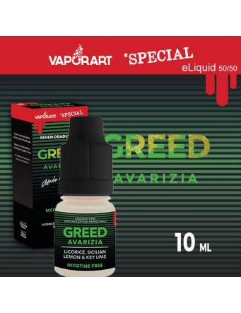 Vaporart Special GREED liquido pronto 10ml