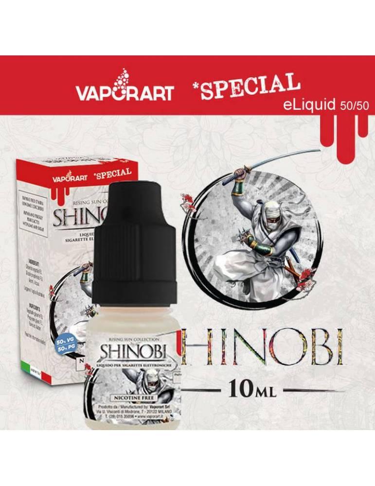 Vaporart Special SHINOBI 10ml liquido pronto